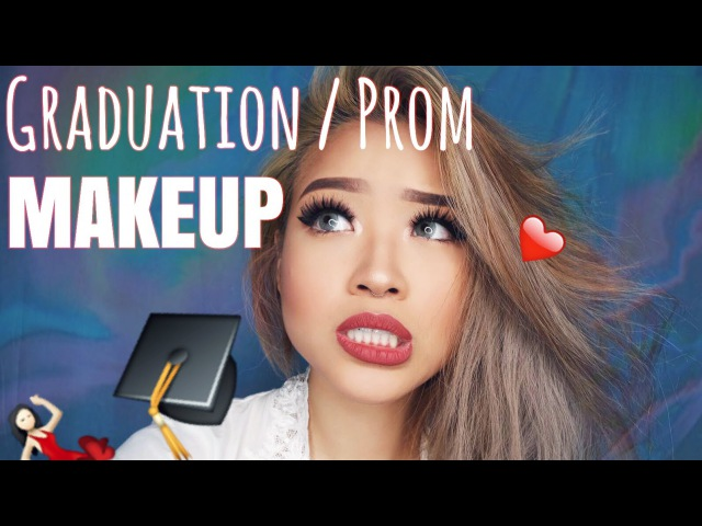 Graduation / Prom Makeup Tutorial | Marcella Febrianne