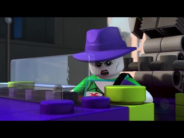 Lego Flash- Joker Alert
