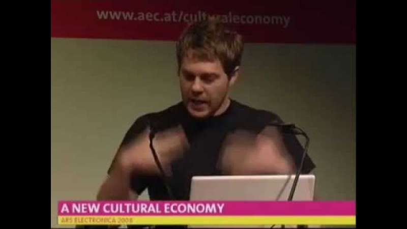Building a Critical Culture with Remix Video - A talk by Jonathan McIntosh