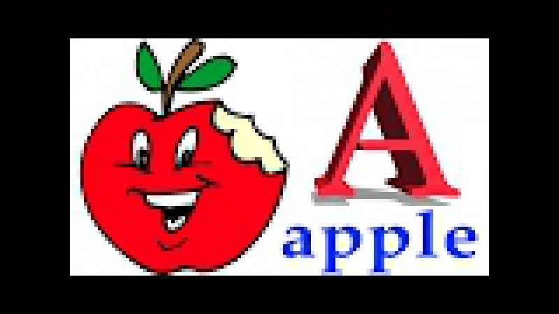 Abc song nursery rhymes | alphabet songs for children | ABCD for kids | A is for Apple