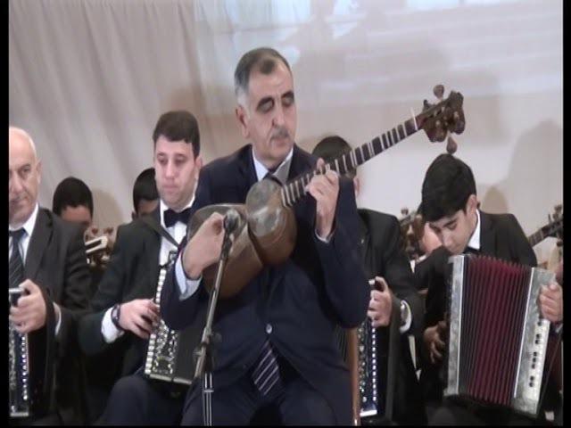 Şahnazsayagı A Gəray Göyçay musiqi məktəbi 60 illik yubiley