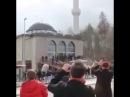 Шок чудеса Аллаха .В Мечете не кого и не чего нет , его закрыли но серавно прызыв к...