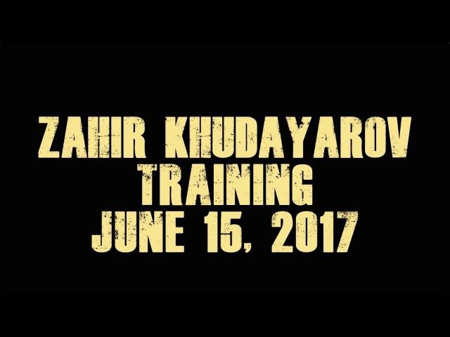 Zahir Khudayarov 2x 400kg Squat