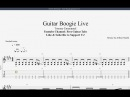 (Tommy Emmanuel) Guitar Boogie Live - Guitar Tab [FINGERSTYLE] [HD 1080p]