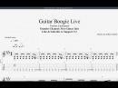 (Tommy Emmanuel) Guitar Boogie Live - Guitar Tab [FINGERSTYLE] [HD 1080p]