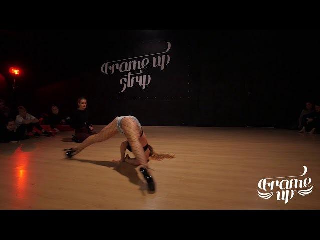 Alekseeva Liza vs Belova Kristina - BATTLE 1/4   FRAME UP WORKSHOPS BATTLES