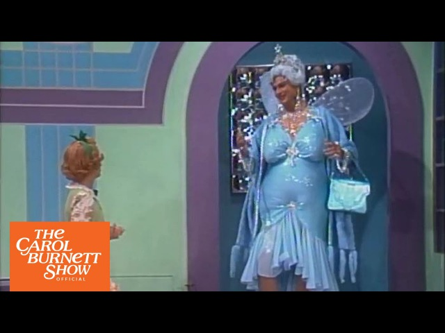 Cinderella Gets It On From The Carol Burnett Show (full sketch)
