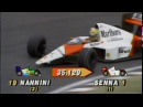 Prost v. Senna - Suzuka 1989 50fps Broadcast Quality