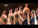 Kafkas Dansları Elbruz Halk Dansları Topluluğu Badin Müzik Grubu TRT Avaz