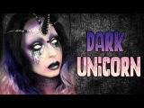 Licorne Dark Makeup HALLOWEEN 2017