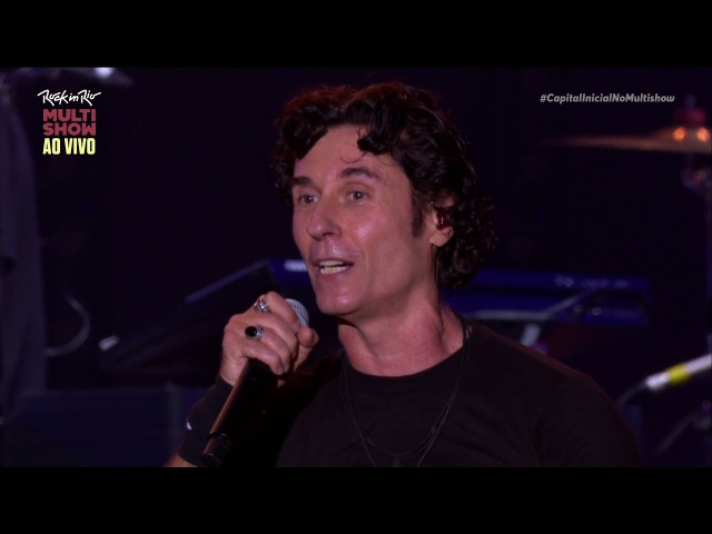 Capital Inicial - Rock in Rio (Full Show - 23/09/2017)