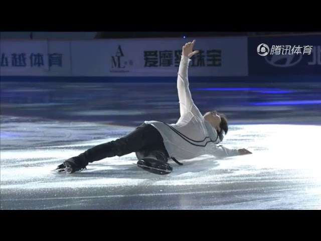 Stars On Ice China 2017 冰上之星中国巡演 Denis Ten〈Lose Yourself〉