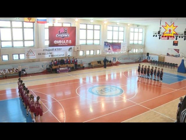 В спорткомплексе ЧГУ стартовали матчи студенческой женской суперлиги по баскетболу