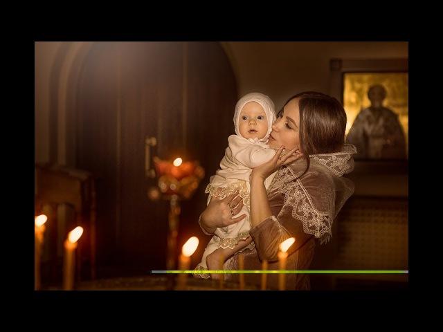 Photoshop Camera Raw. Обработка фотографии с крещения. Обработка фотографий из храма.