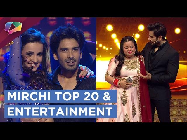 Colors Tv's Mirchi Top 20 Full Event | Bharti, Harsh, Ravi, Sargun, Mohit, Sanaya More