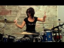 Emmanuelle Caplette On Drum 2010 Hysteria original sound