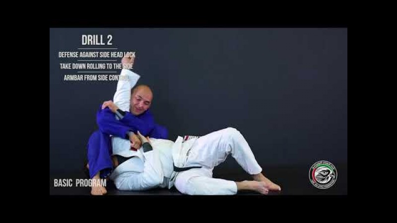 Introduction to Jiu-Jitsu (Jiu-Jitsu Basics 03)
