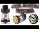 RAY RTA l by COIL MASTER l IGOR K VAPER