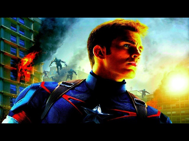 Marvel Infinity War ep13 (Captain America/Капитан Америка) Марвел Война Бесконечности эпизод 13
