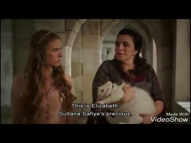 Первая встреча Кёсем и Ахмета. Великолепный Век. Империя Кёсем