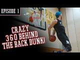 Jumping HIGHER! Jordan Kilganon Punches 360 Behind The Back