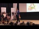 Выступление Чудакова С.Ю. о правильном питании