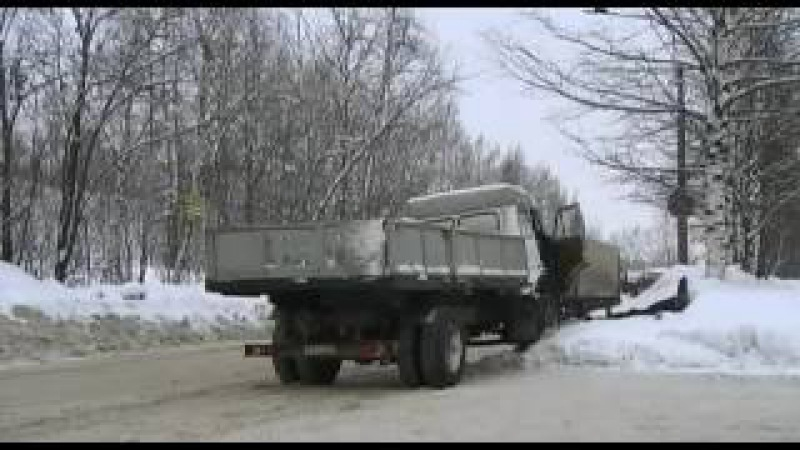 Дорожный патруль-9 (5 серия) - car chase scene