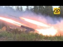 Белорусская армия искусство управлять, артиллерия