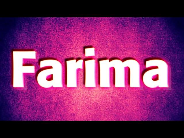 Farima Dep Dep