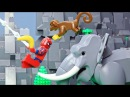 Lego Spiderman: Rise of the Ape