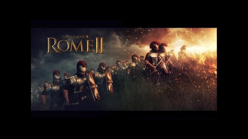 ЧАСТЬ 7.Самая эпичная битва .Total war of Rome 2 .16000 ВОЙНОВ !КАРФАГЕН ПРЕДАЛ РИМ!