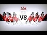 AAA Worldwide La Parka, Texano Jr. &amp Psycho Clown vs Dr. Wagner Jr., Pentag