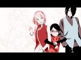 Sasuke x Sakura - Stay