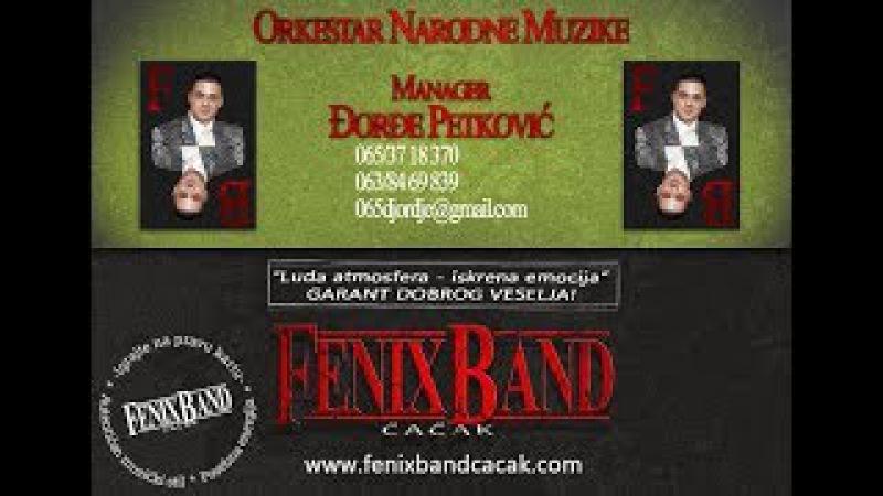 DJORDJE PETKOVIC I FENIX BAND CACAK-DESPOTOVAC VOZD SENJSKI R.-BEKRIJA -fenixbandcacak.com