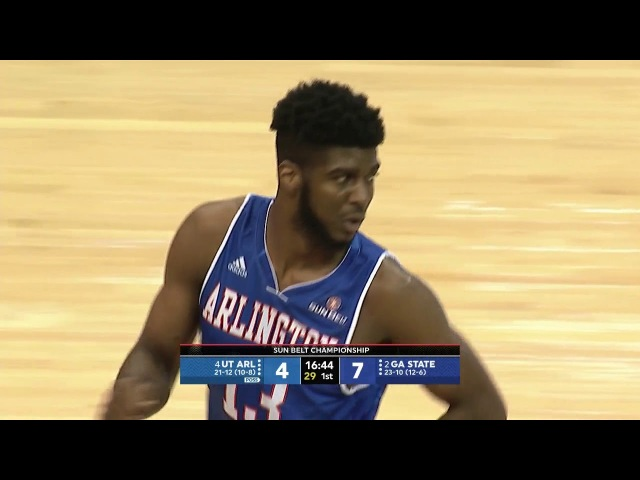 UT Arlington vs Georgia State 2018 Sun Belt Basketball Championship