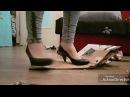 Crush box high heels cigaret