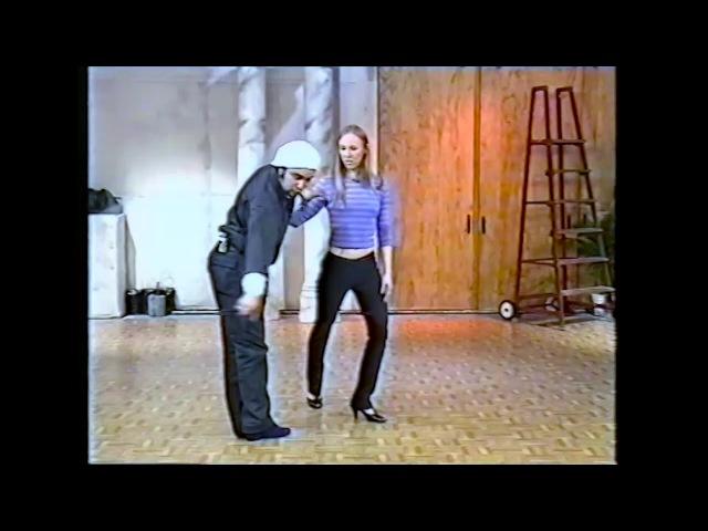 Уроки танго от Чичо 1 Базовая структура