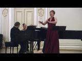 Benjamin Britten. Cabaret songs. Johnny. Nadezhda Khadzheva. Michail Blecher.