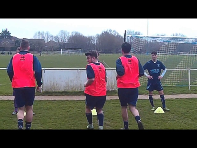 Football Warm UpsTV: Match Day Warm Ups