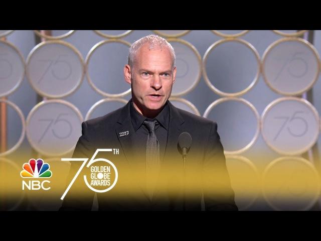 Three Billboards Outside Ebbing, Missouri Wins Best Screenplay at the 2018 Golden Globes