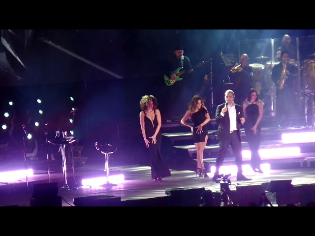 17.02.2018 ›› Alejandro Fernández - Me hace tanto bien