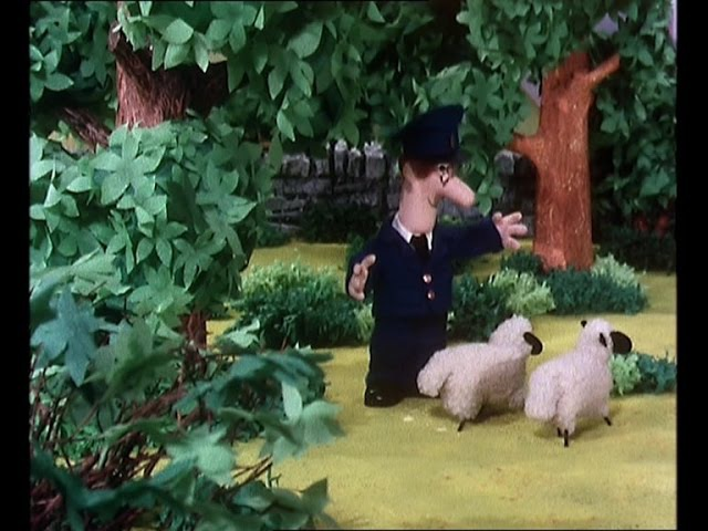 Postman Pat Series 1 Episode 5: Postman Pat and The Sheep In The Clover Field