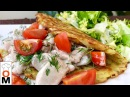 Гигантские Драники с Мясом и Грибами Это Станет Вашим Коронным Блюдом Potato Pancake
