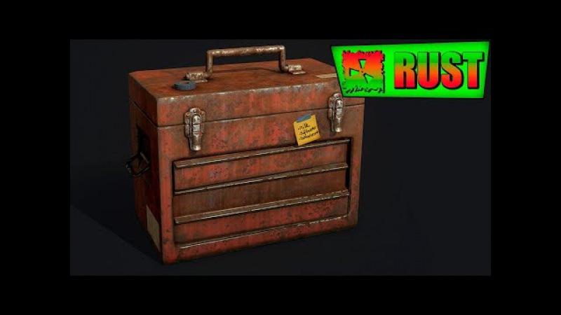Rust стрим на офицальном сервере после вайпа