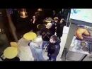 На автозаправке в Витебске произошла жесткая драка Часть 1