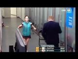 EVGENIA MEDVEDEVA DANCING TO GROWL