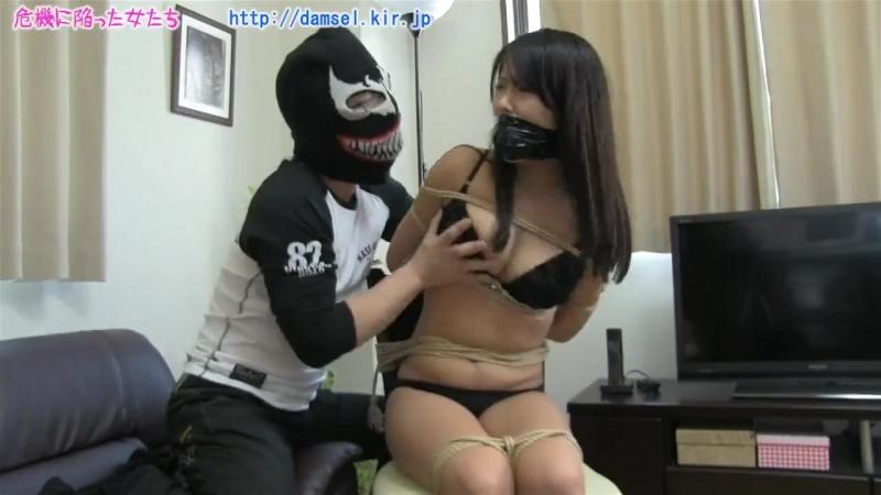 BoundHub Japanese girl lingerie bondage смотреть онлайн без регистрации