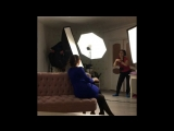 Трейлер минифильма «Как проходит съёмка» у Тины Волковой 📽🎞📸