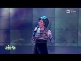 Fiordaliso - La Lupa (La vita in diretta del 27.04.2015)