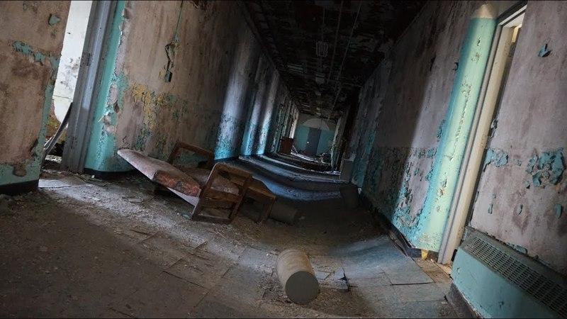 Abandoned Psychiatric Hospital in NY Sketchy Floors